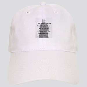 Tubman - Crossed the Line Baseball Cap
